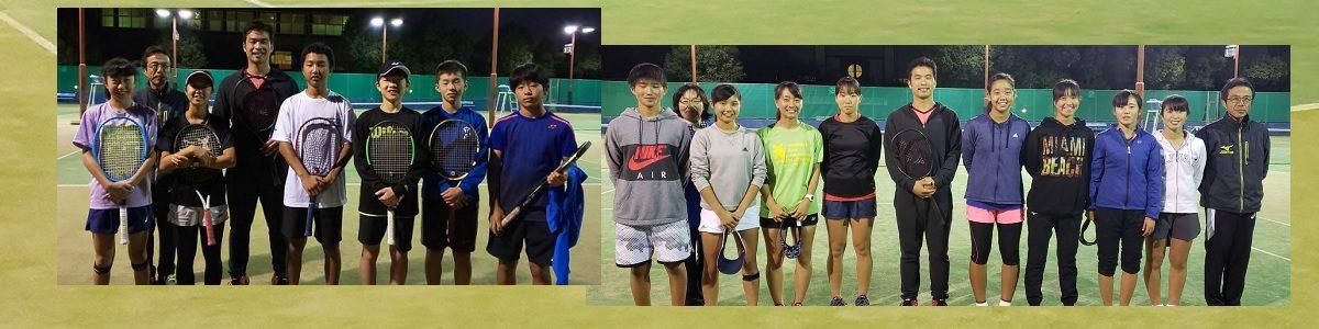 テニスアスリートアカデミー11月