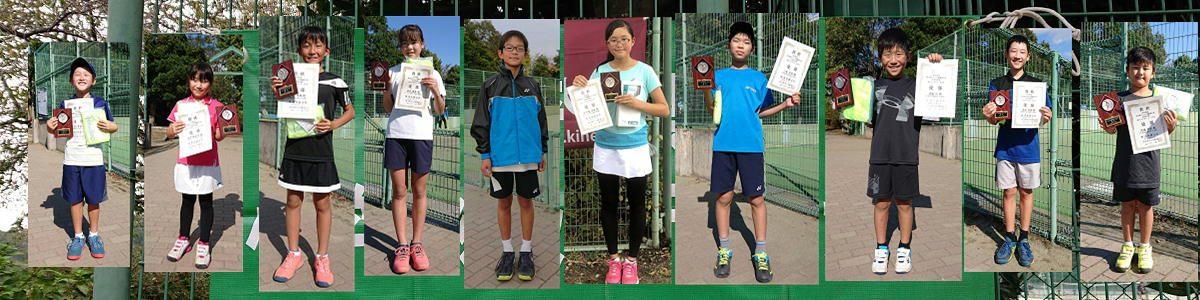 埼玉県ジュニア初級者テニス大会