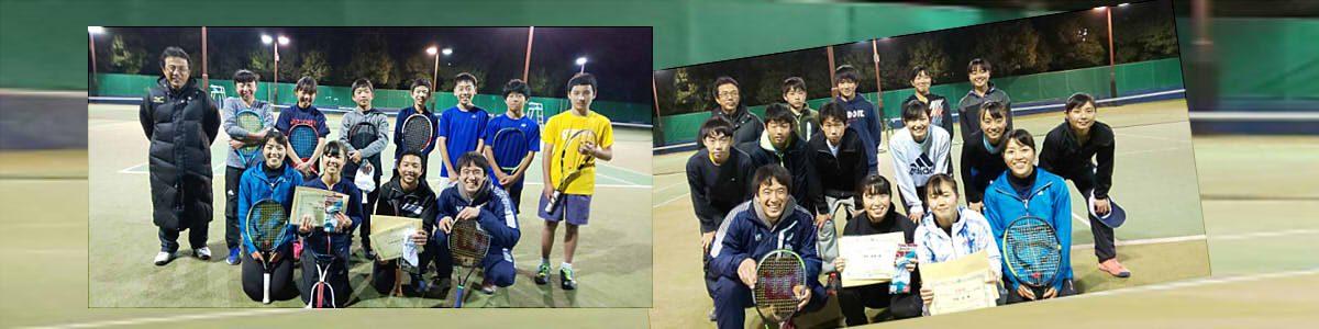 ジュニアテニスアカデミー2月